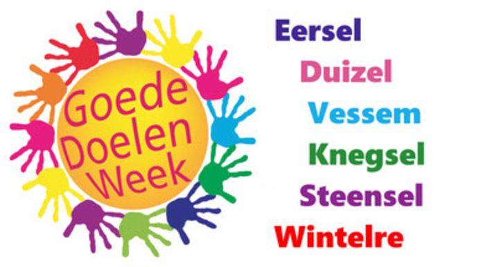 Logo van de Goede Doelenweek