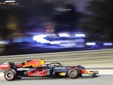 Verstappen décroche la première pole de la saison devant Hamilton