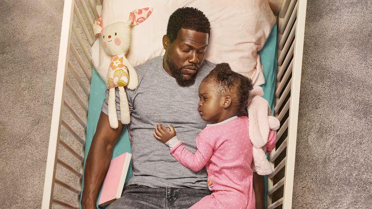 'Fatherhood' Beeld Netflix