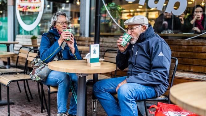 Grotere Arnhemse coronaterrassen blijven bestaan: 'Er is nog angst om binnen te gaan zitten'