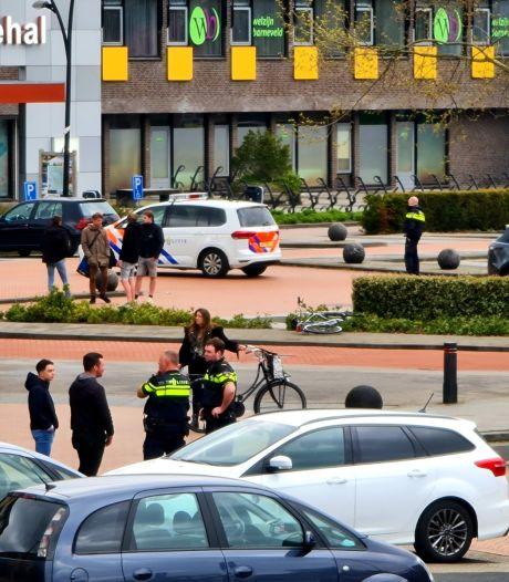 Vechtpartij in Barneveld eindigt met bloedneus en blauwe ogen