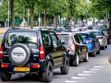 De wegen rond Rotterdam lopen snel weer vol; vrees voor lange files na de zomer