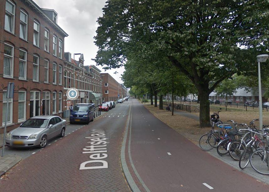 Delftselaan Den Haag.