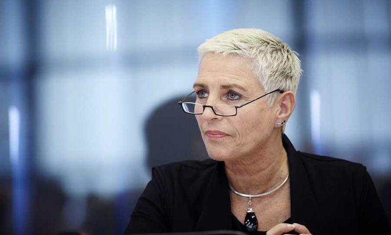 Staatssecretaris Wilma Mansveld van Infrastructuur Beeld anp