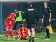 GA Eagles-aanvaller Van Hoeven beleeft topdag: blessure valt mee, contract bij Sparta
