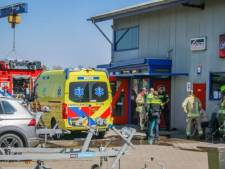 Gemist? Explosie tijdens bijtanken plezierjacht en A20 richting Hoek van Holland urenlang dicht