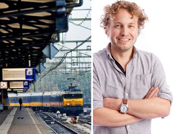 Vanuit station Roosendaal kun je straks naar drie gloednieuwe treinhaltes, las columnist Niels Herijgens. Maar hij ziet het somber in voor het plan.