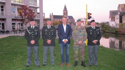 Honderden militairen komen trainen in Deinze