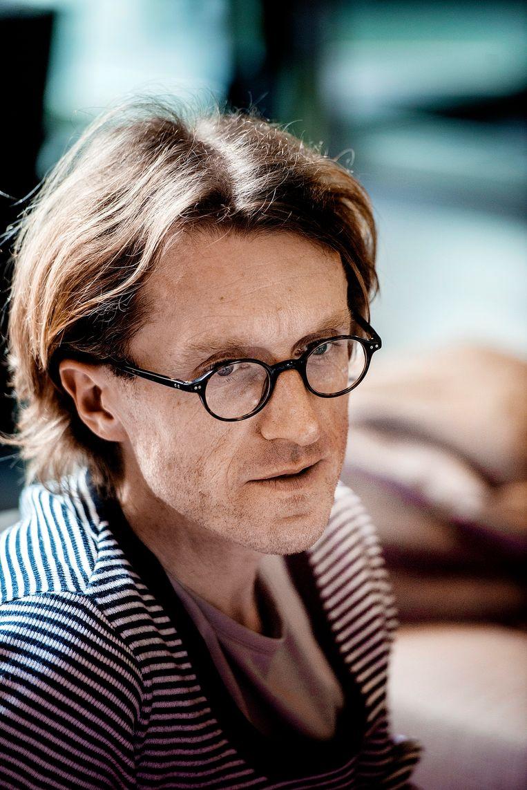 Filosoof Ignaas Devisch.  Beeld Eric de Mildt