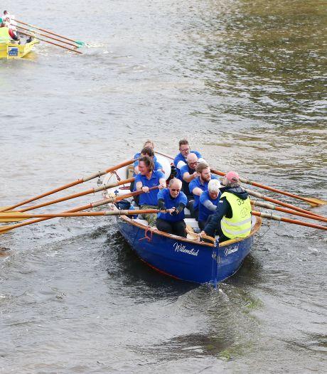 Niemand tussen de wal en het schip bij het sloeproeien: 'Dit is een sport voor iedereen'