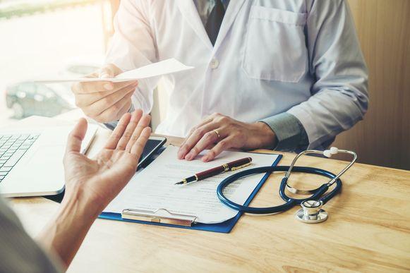 De meeste zelfstandigen kiezen voor een vrij beroep, zoals dokter, diëtist of psycholoog.