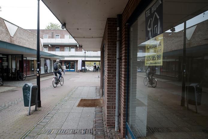 Leegstaande winkelpanden en een flink verouderd uiterlijk. De Polsbroekpassage is alles behalve de fraaie toegang tot de stad die het zou moeten zijn.