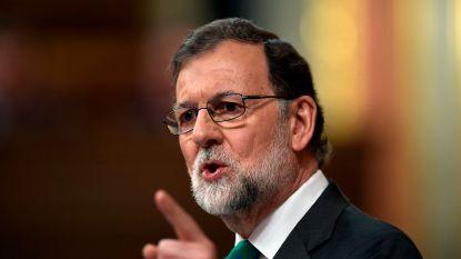 Mariano Rajoy morgen geen premier meer van Spanje: Basken, Catalanen en socialisten brengen hem ten val