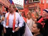 Koning krijgt kritiek na bezoek Oranjestraat: 'Er zijn regels'