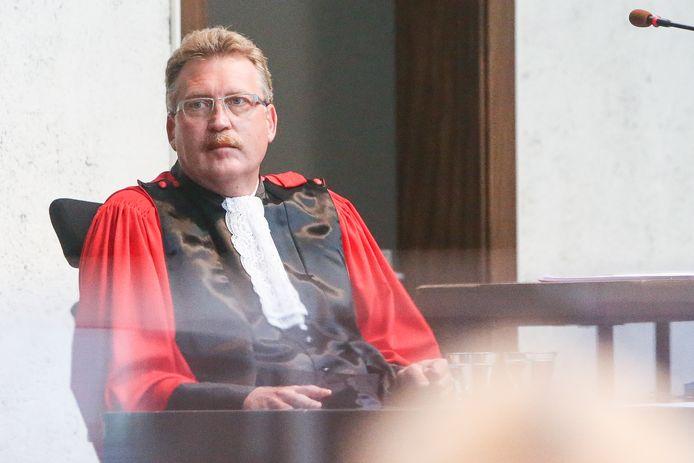 Openbaar aanklager Serge Malefason wil Tommy Jonckheere veroordeeld zien voor doodslag.