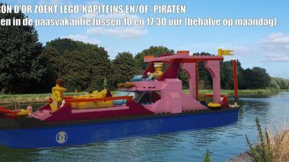 Eperon d'Or zoekt LEGO-kapiteins en basketfans