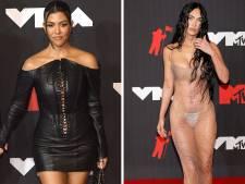 Le shooting torride de Megan Fox et Kourtney Kardashian dans les toilettes des VMAs