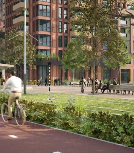 Dit is hoe de nieuwe tramhalte in Nieuwegein City eruit gaat zien
