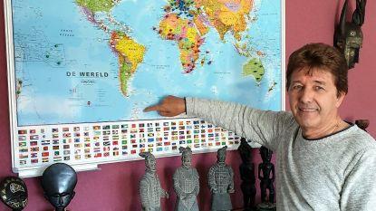 """Aimé Coenen (72) na zoveelste wereldreis: """"Antarctica zal me nooit meer loslaten"""""""