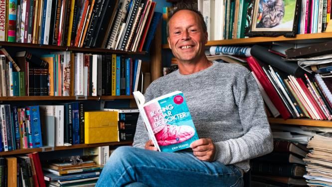 """Kontichnaar maakt furore met debuutroman 'Ik ging naar de dokter': """"Met complimenten van Herman Brusselmans"""""""