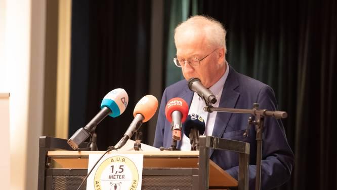 Burgemeester De Meulemeester heeft geen schuld aan dodelijk ongeval