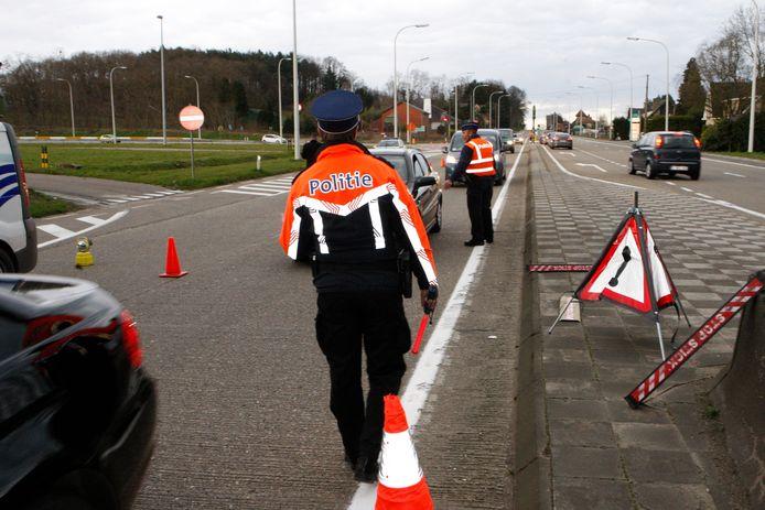 De lokale politie Demerdal-DSZ zette een extra verkeersploeg in voor de controleactie