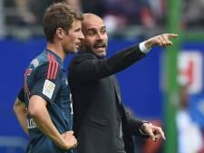 Hereniging Müller en Van Gaal op stapel