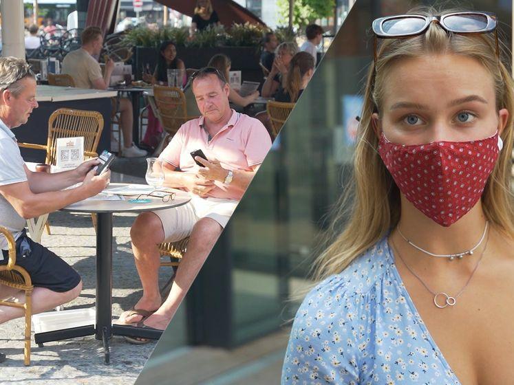 Hoe zit het met de mondkapjesdiscipline in Utrecht?