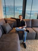 Dylan de Ruiter, een jonge Vlissingse ondernemer die tijdens de coronacrisis een winkel sloot in Goes en een nieuwe woonwinkel opende in Vlissingen: Outlet VL