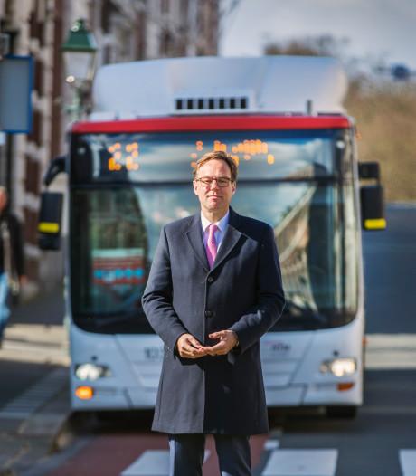 HTM lijdt grote verliezen, maar directeur Jaap Bierman is vooral trots op zijn mensen