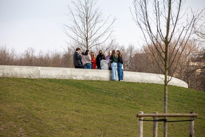 Het Kapermolenpark in Hasselt