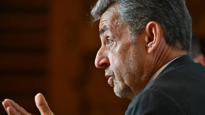 Franse ex-president Sarkozy opgeroepen als getuige in rechtszaak voormalige medewerkers