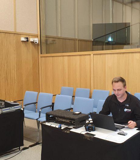 Publiek kan strafzaken rechtbank Breda thuis gaan volgen via livestream