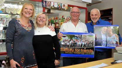 Saffoxy Band uit Herne brengt eerste album uit