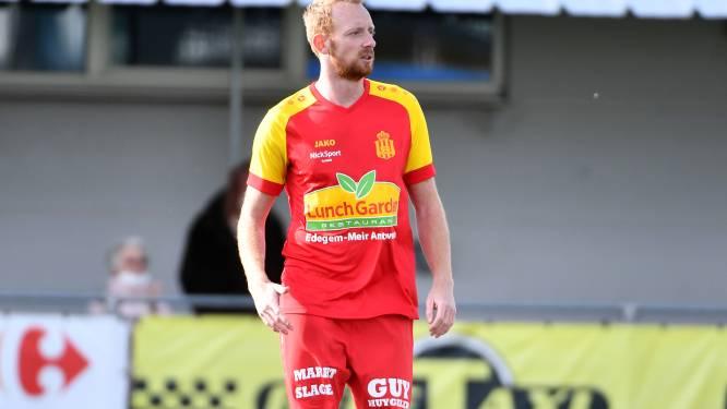 """Yarrith Kwik (Kontich) brengt bezoek aan ex-club Hoogstraten: """"Leuk weerzien met sommige jongens"""""""