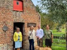 18de eeuwse bakoven van kinderboerderij De Zeven Torentjes is weer in alle glorie hersteld