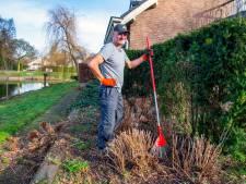De winter is weg, dus tuinieren maar: 'Hier worden we blij van'
