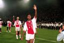 Arnold Scholten viel in de finale in de 67ste minuut in voor Frank de Boer; hij benutte zijn strafschop in tegenstelling tot Edgar Davids en Sonny Silooy wél.