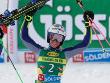 Bassino wint reuzenslalom in Sölden