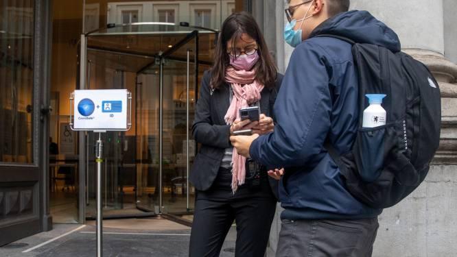 eHealth-platform benadrukt belang van app CovidSafeBE na klacht