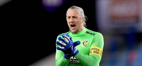 Pasveer hoopt op Ajax in finale: 'Je moet verder kijken, ook naar de ranglijst'