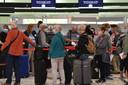 Het was meteen druk op de luchthavens Down Under.