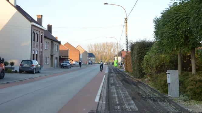 Asfalteringswerken in centrum van Denderhoutem gaan van start