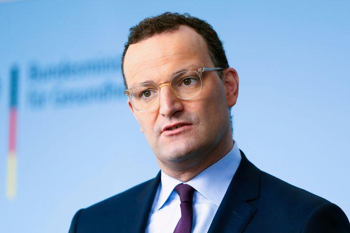 Minister Jens Spahn (CDU).