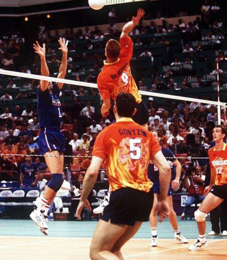 Bas van de Goor 25 jaar na historisch volleybalgoud: 'Geen topprestatie zonder wrijving'