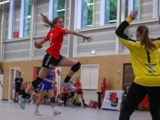 Na het seizoen bij Kwiek gaat handbalster Romé Steverink nog even lekker door, op naar het EK