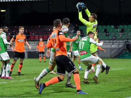 FC Dordrecht-keeper Swolfs (23) stopt per direct en wordt ondernemer