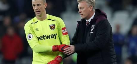 Moyes pakt tegen Leicester eerste punt met West Ham