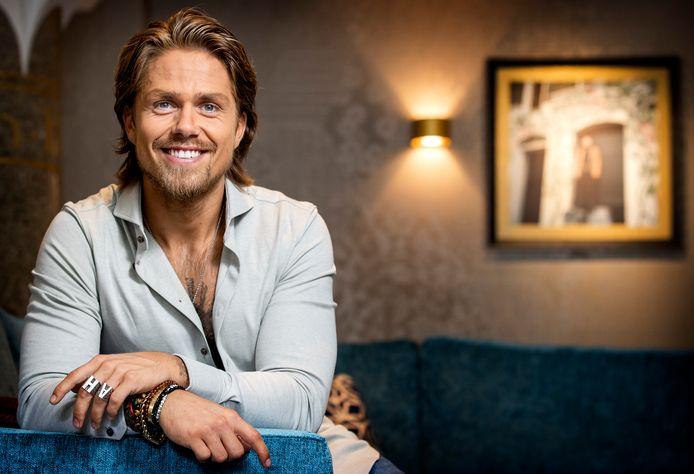 André Hazes opent de reeks concerten op het strand van Scheveningen in september.