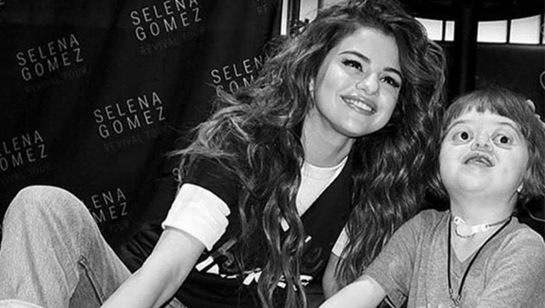 Selena Gomez op Instagram. Beeld instagram.com/selenagomez/